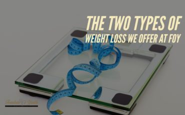 Two Types of Weight Loss Plans At FOY