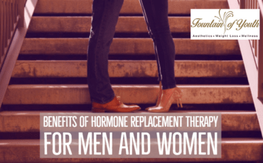 Benefits of Hormone Replacement Therapy for Men and Women