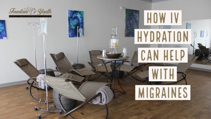 How IV Hydration Can Help with Migraines