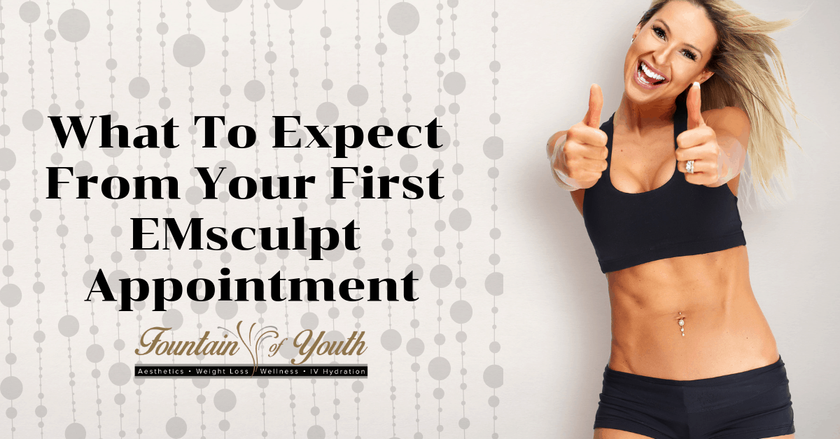 What To Expect From Your First EMsculpt Appointment