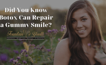 Did You Know Botox Can Repair a Gummy Smile?